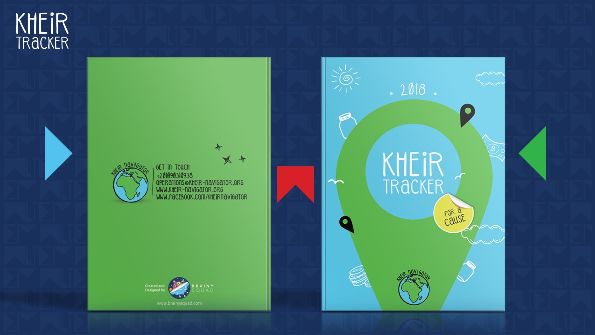 Kheir Tracker