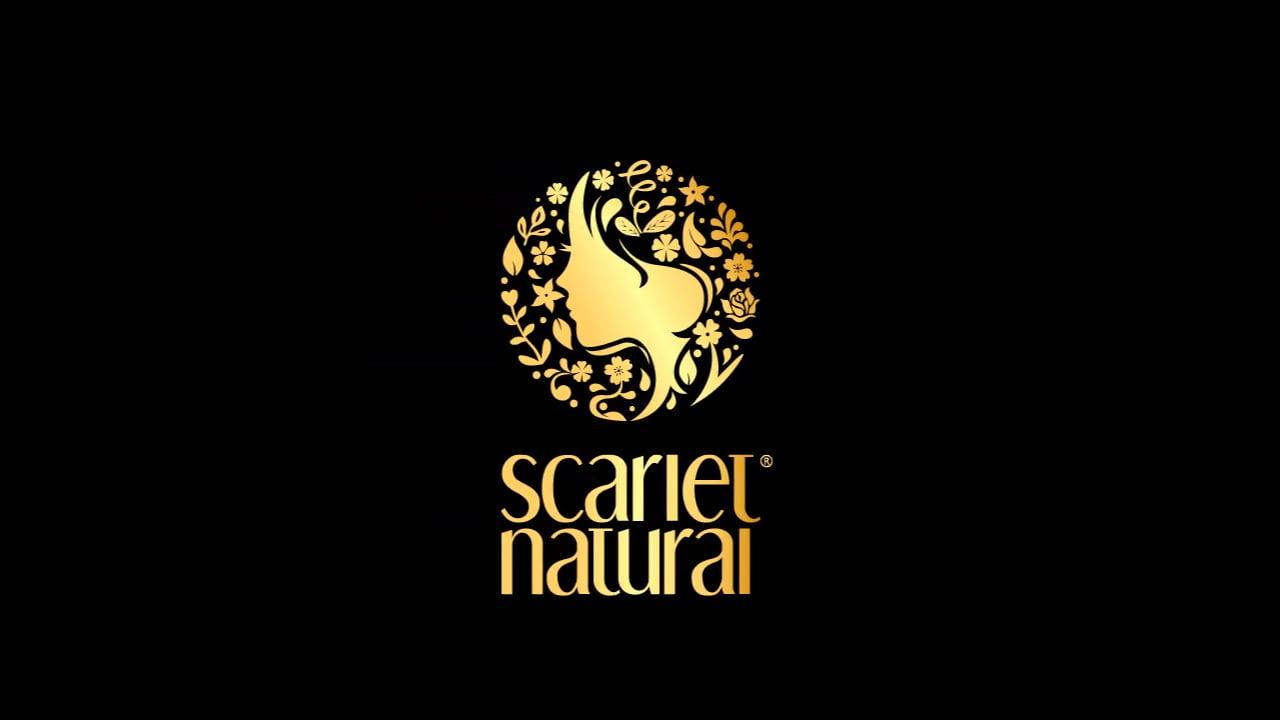 Scarlet Natural – Argan Oil